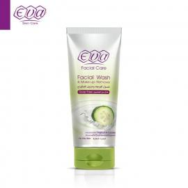 Eva Facial Wash And Make-up Remover Enriched With Yoghurt And Cucumber For Oily Skin (150 ml)