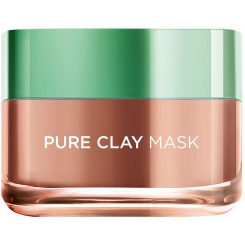 Exfoliate & Refining Pores Pure Clay Face Mask With Red Algae