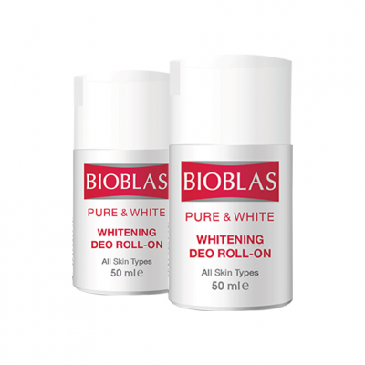 Bioblas roll on whitening under arm