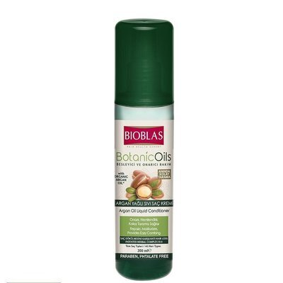 Bioblas Anti Hair loss liquid Conditioner Argan Oil For All Hair Types 200 ML