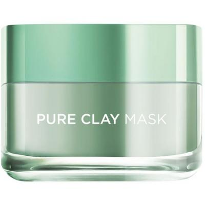 L'Oreal Paris Purify & Mattify Pure Clay Face Mask With Eucalyptus - 50ml