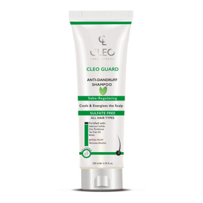 CLEO guard Anti-Dandruff shampoo