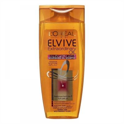 Elvive Extraordinary Oil Dry Hair Shampoo - 200ml