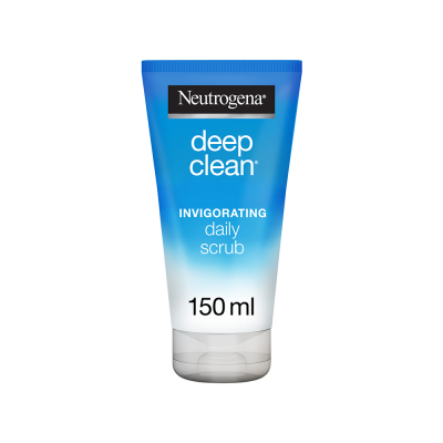 Neutrogena Deep Clean daily scrub 150 ml