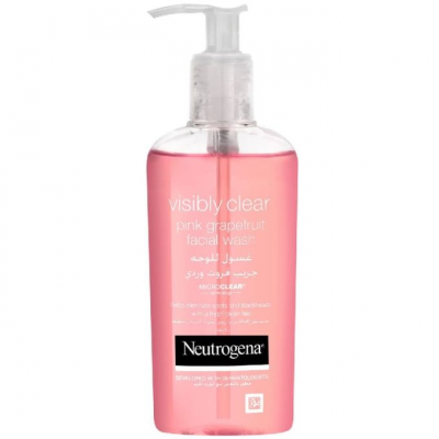 Neutrogena Pink Grapefruit Facial Wash - 200ml