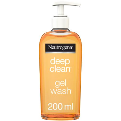 Neutrogena Deep Clean Gel Facial Wash - 200ml