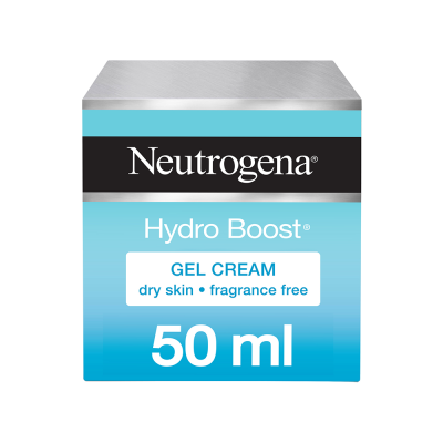 Neutrogena Hydro Boost Gel Cream For Dry Skin, 50Ml
