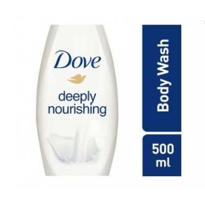 Dove Sensitive Skin Body Wash 500ml