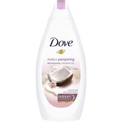 Dove Body Wash Coconut & Jasmine 500 Ml