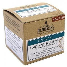Dr. Miracles Daily Anti-Breakage Strengthen Creme 113 g/4 oz