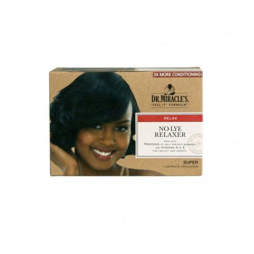 Dr. Miracle's Hair Relaxer