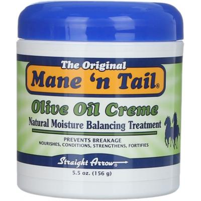 Mane 'n Tail Olive Oil Creme NATURAL MOISTURE BALANCING TREATMENT