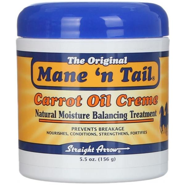 Man 'n Tail Carrot Oil Leave-In Conditioning Crème 156 g